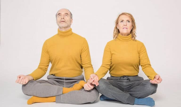 yoga stretching exercises for seniors