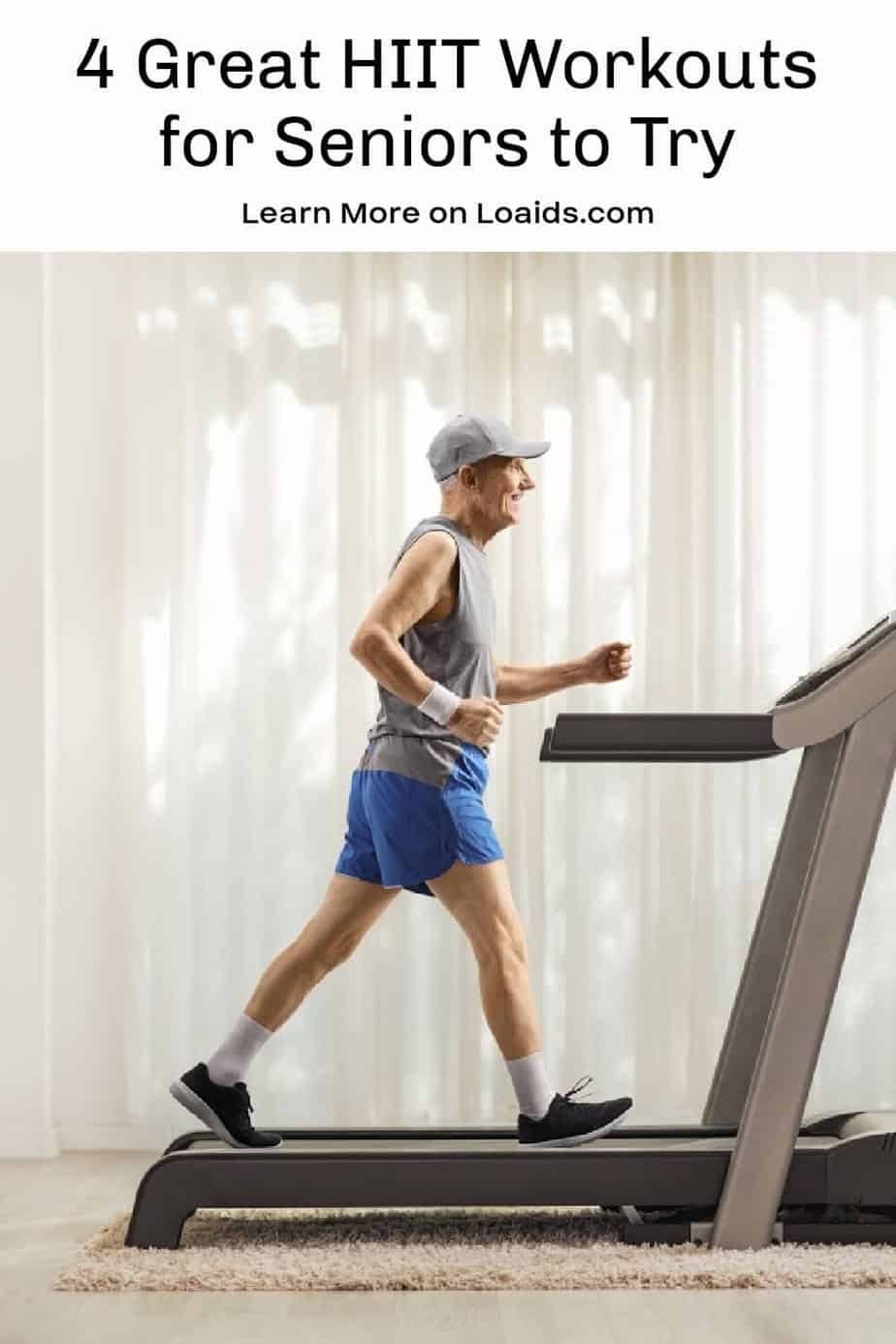 Do you think HIIT workouts for seniors are possible? Read this guide to answer that question plus check out 4 great workouts to try!
