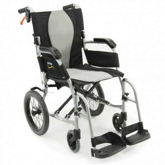 stylish transport wheelchair from Karman