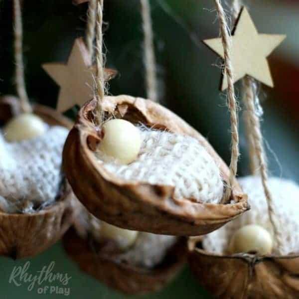 walnut shell craft