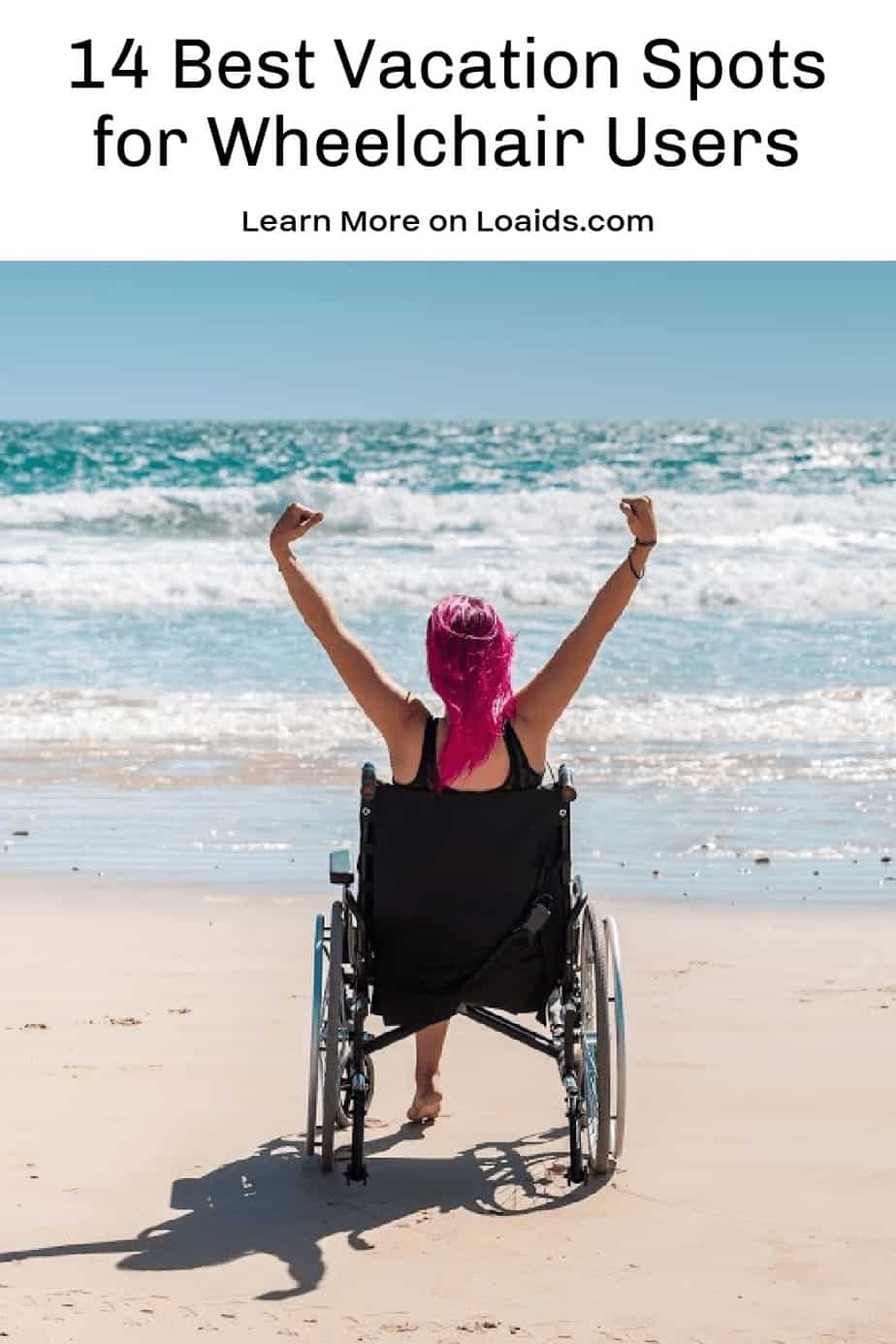Looking for the best vacation for wheelchair users? Whether you're seeking adventure or relaxation, we came up with some amazing ideas. Take a look!