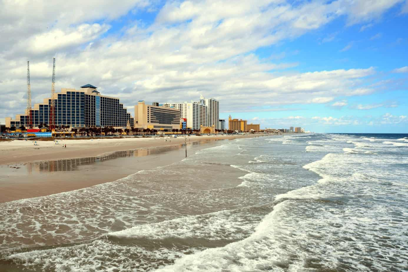 Daytona Beach, Florida, one of the best vacations for senior with mobility issues
