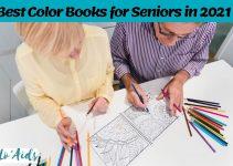 5 Fun Coloring Books for Senior Citizens in 2021