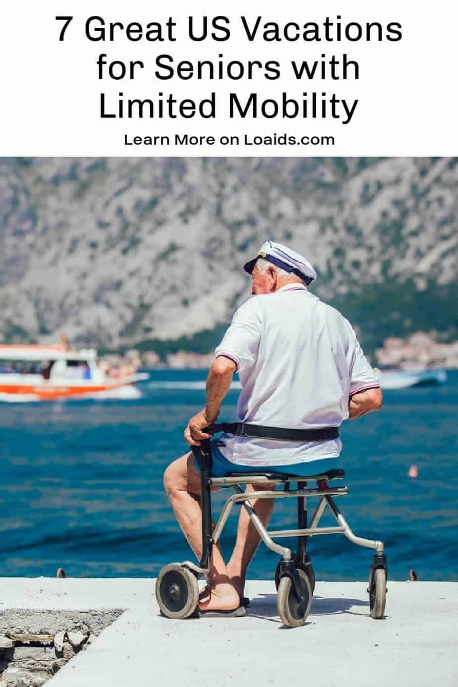 Are you looking for the best vacations for seniors with mobility issues for yourself or your grandparents? We reviewed 7 worth-it US destinations. Read on!