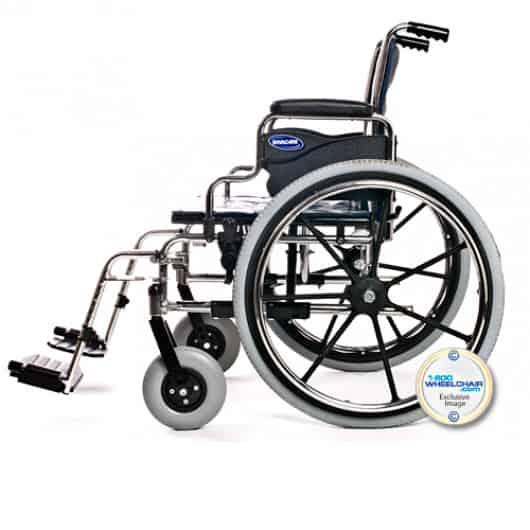 Invacare Tracer IV Wheelchair (custom)