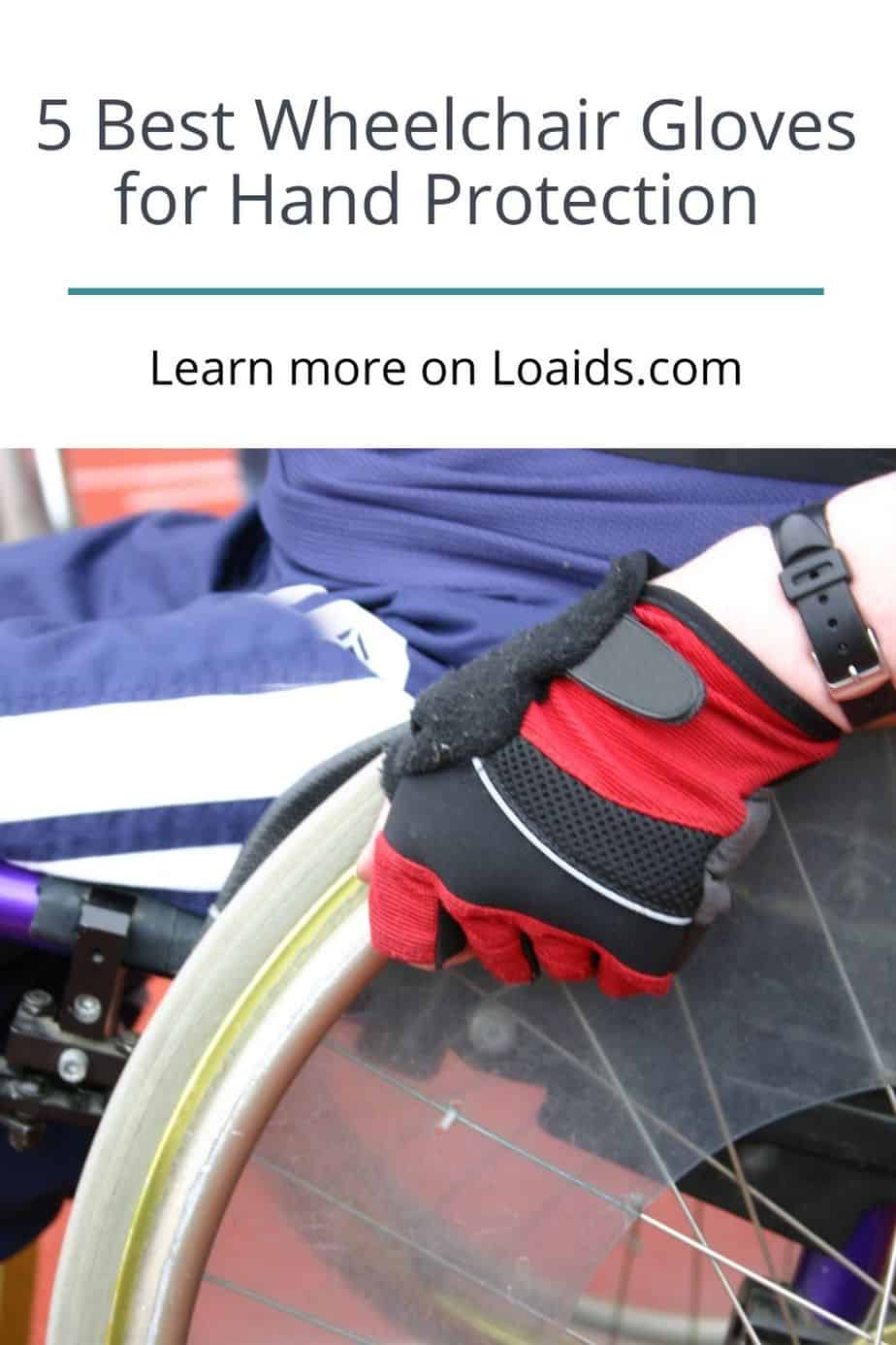 Have you been trying to find the best wheelchair gloves for you? We've got you! Our expert came up with a review guide to help you choose the perfect pair.