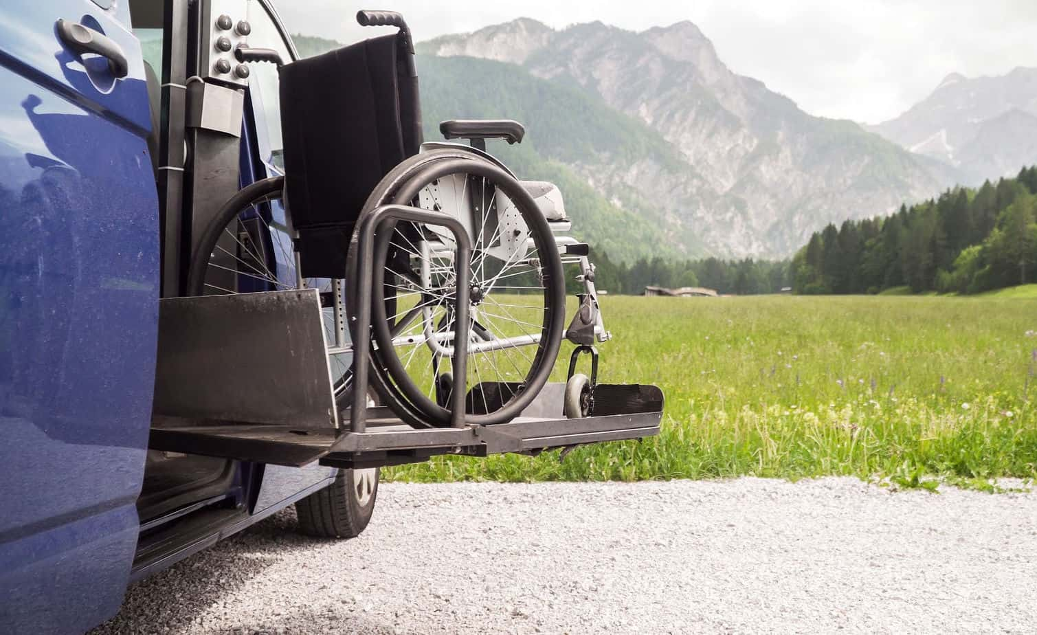 knowing how to store a wheelchair carrier like this keeps your chair in good condition for years