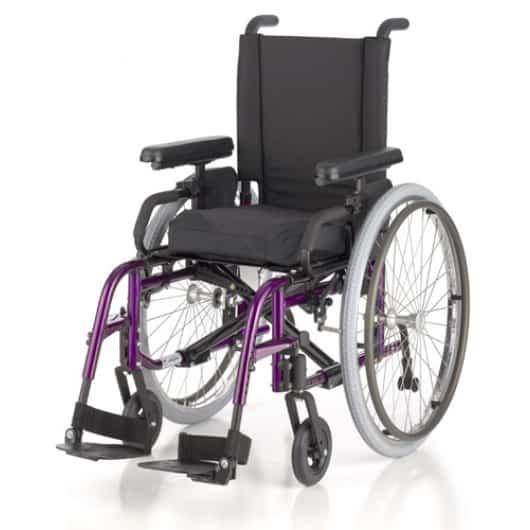 Rehabilitation wheelchair