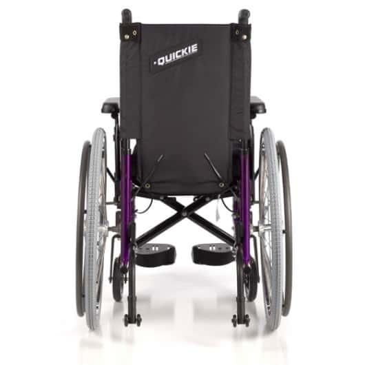 Quickie LXI Rehabilitation Wheelchair