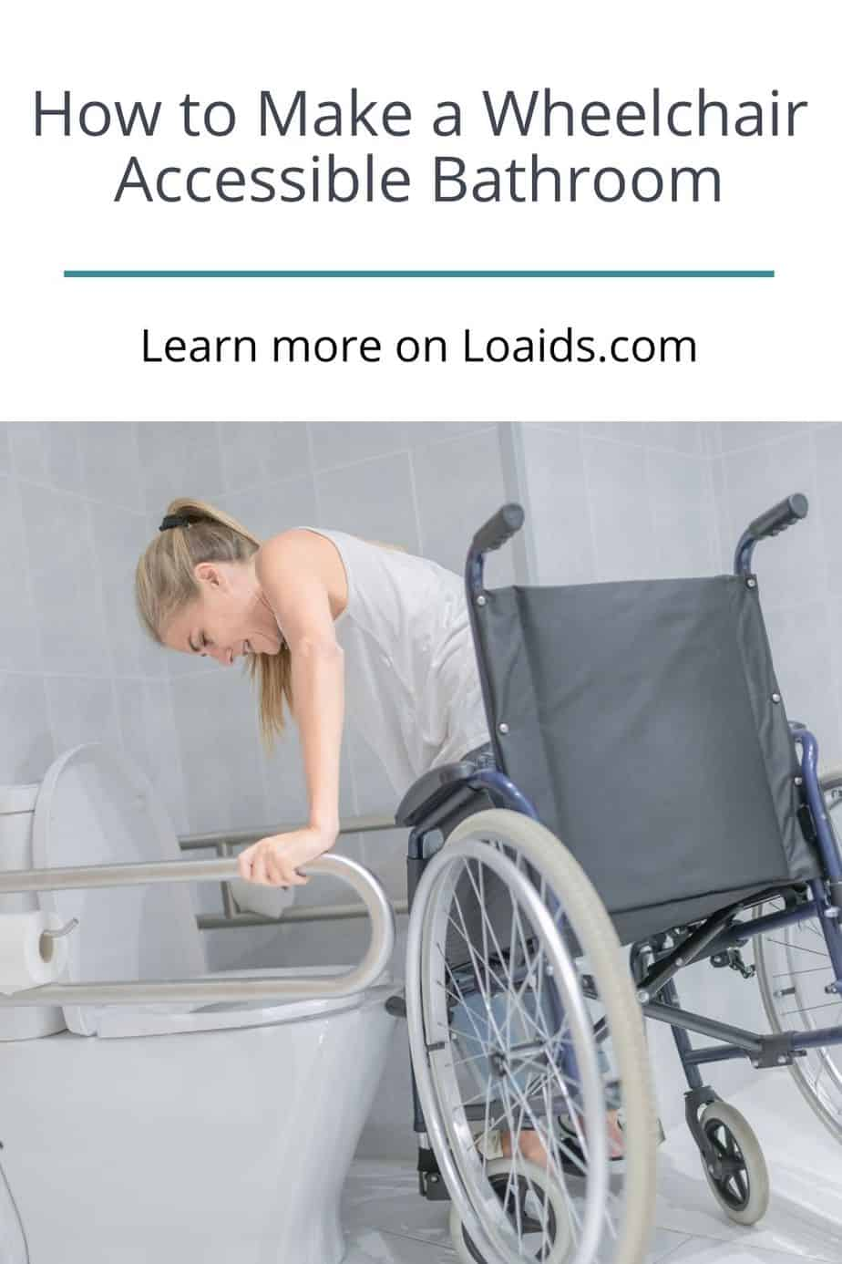 If you're planning out a wheelchair-accessible bathroom for someone with mobility issues, these are the vital design tips you NEED to know. Check them out!