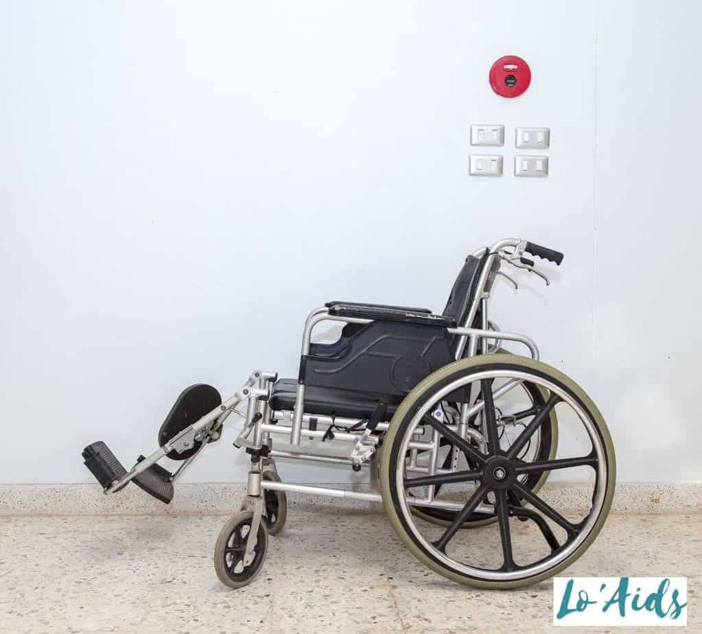 second hand manual wheelchair