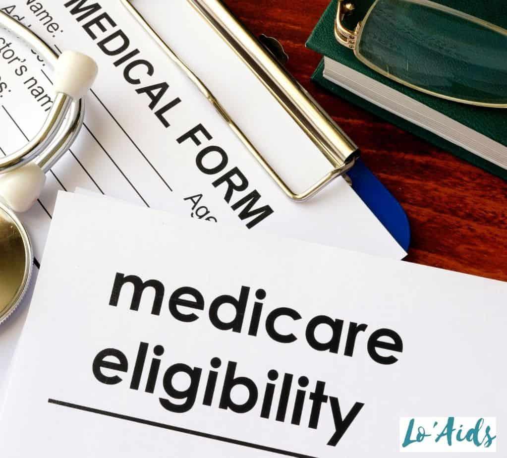 medicare eligibility form