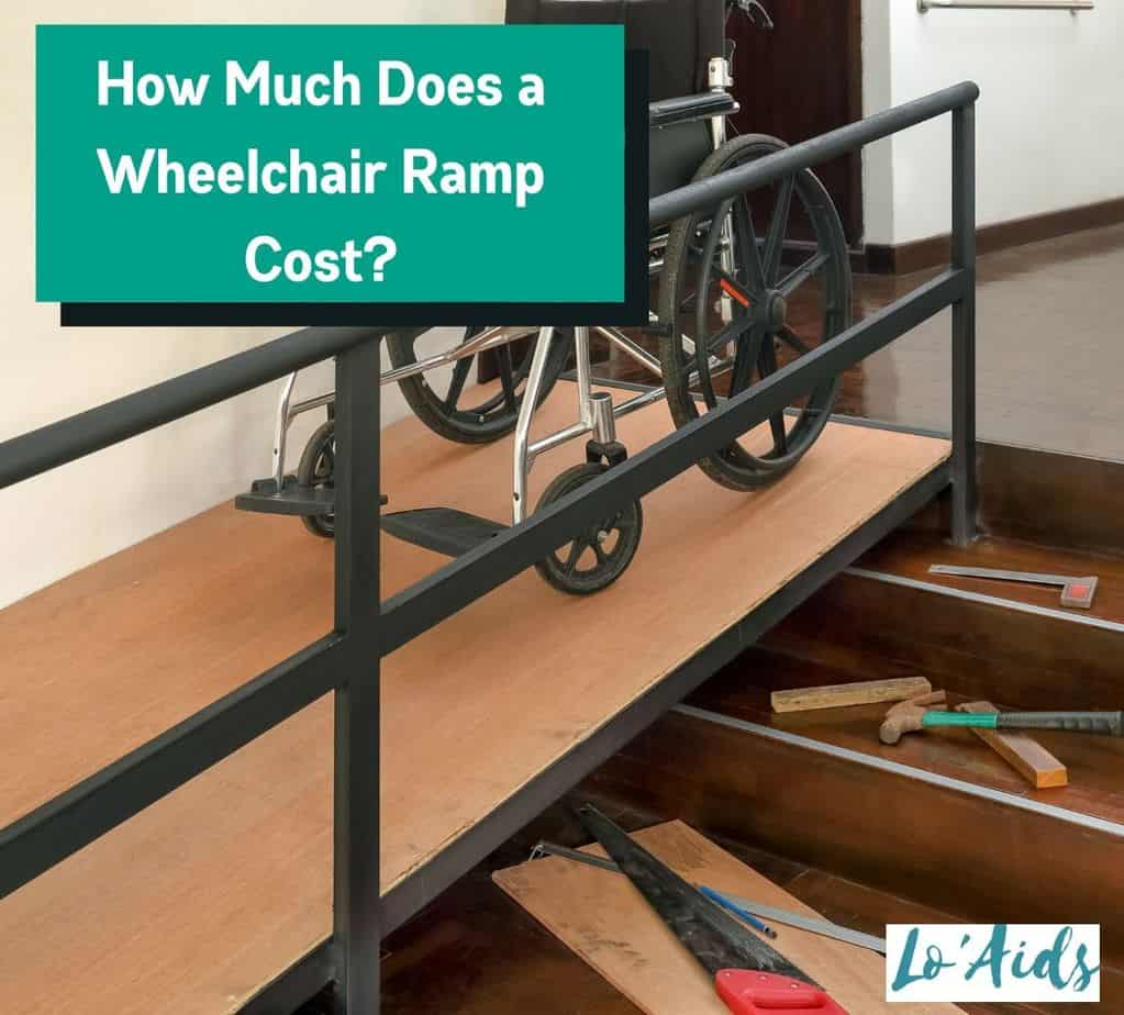 building a wooden wheelchair ramp: how much does a wheelchair ramp cost?