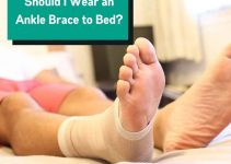 3 Tips for Sleeping With an Ankle Brace