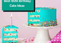 20 Unique Ideas for 90th Birthday Cake