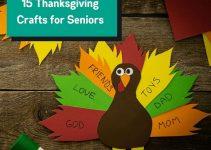 15 Easy Thanksgiving Craft Ideas for Elderly