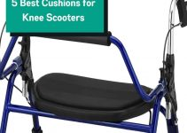 Top 5 Cushions for Knee Scooters in 2021