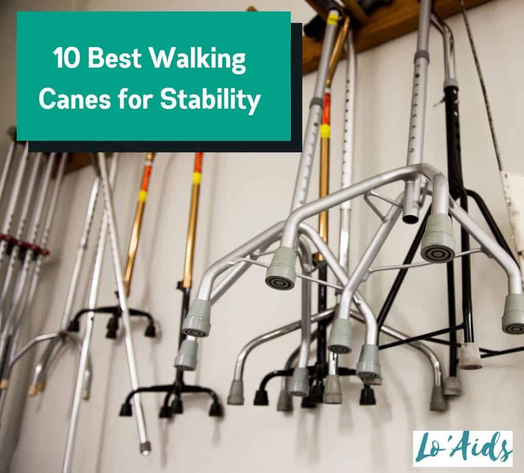 different choices of the best walking canes for stability