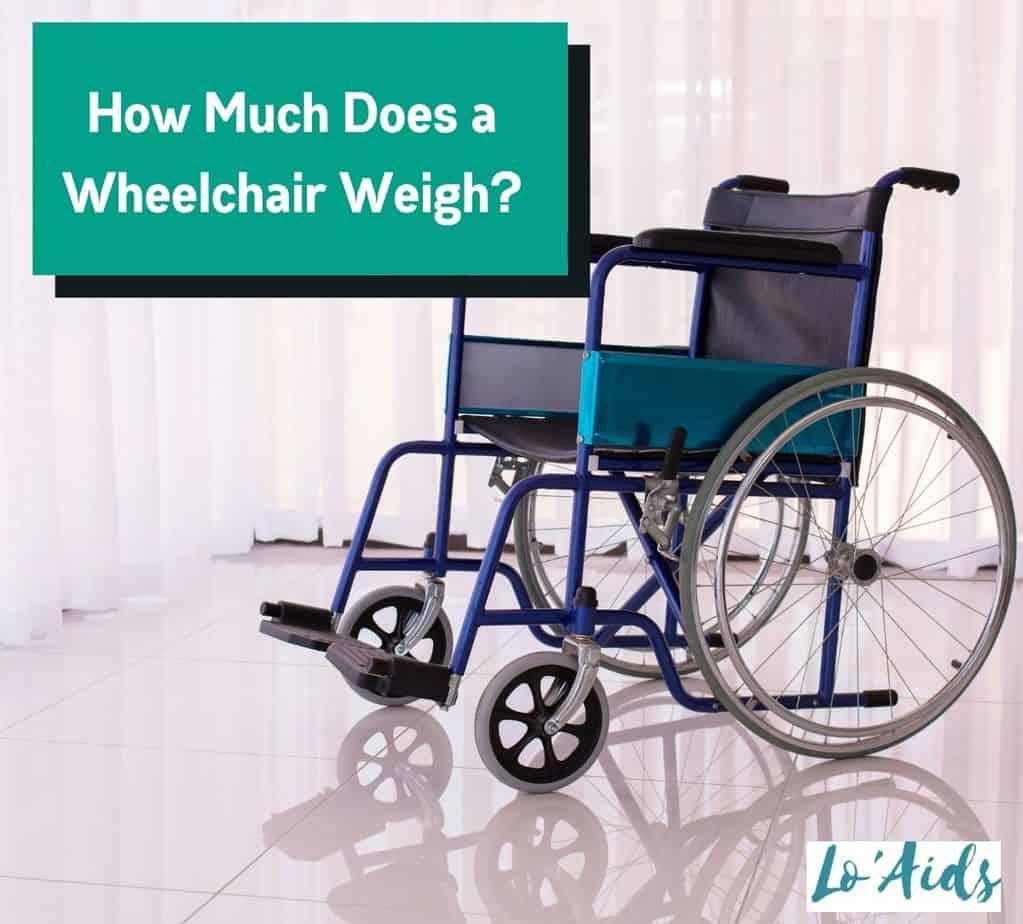 lightweight manual wheelchair; how much does a wheelchair weigh?