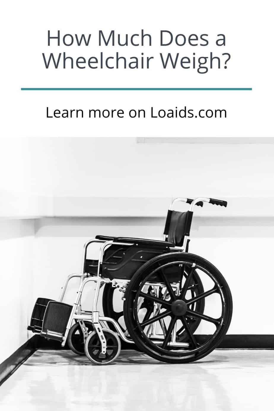 black big manual wheelchair