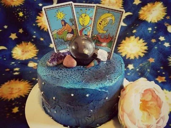 spiritual cake
